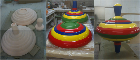 Fibreglass Moulding UK