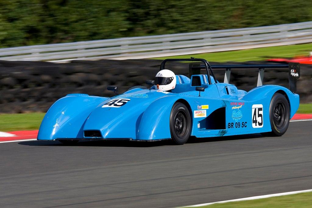 Fibreglass Race Car Bodies