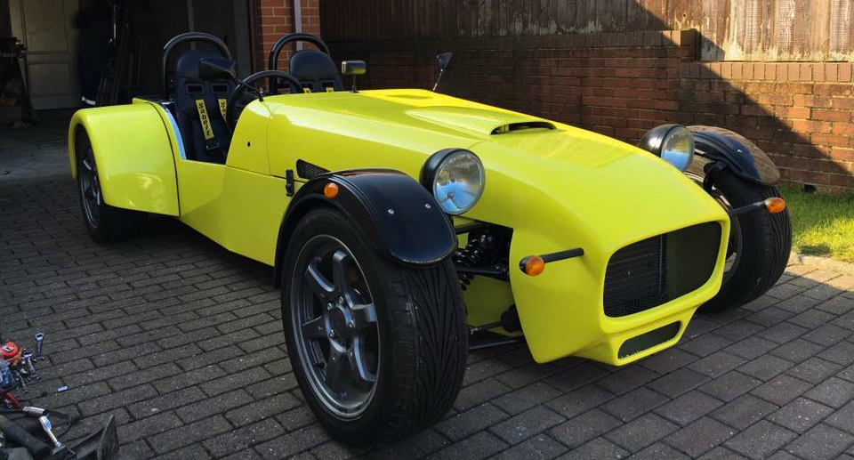Haynes Roadster Body Kit